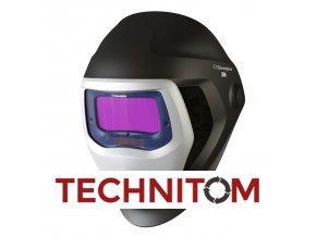 speedglas helmet 9100 with auto darkening filter 9100x
