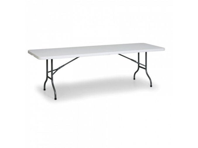 Jídelní stůl cateringový skládací, 2440 x 760 mm