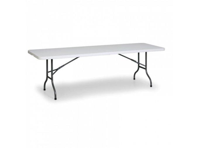 Jídelní stůl cateringový skládací 2440 x 760 mm