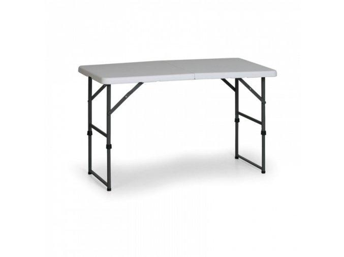 Jídelní stůl cateringový skládací, 1220 x 610 mm