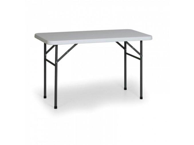 Jídelní stůl cateringový, 1220 x 610 mm