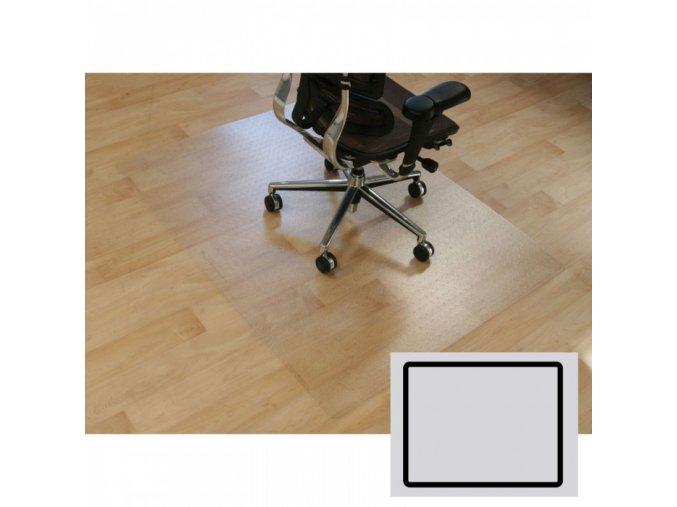 Podložka pod židli na hladké podlahy 1200 x 900 mm