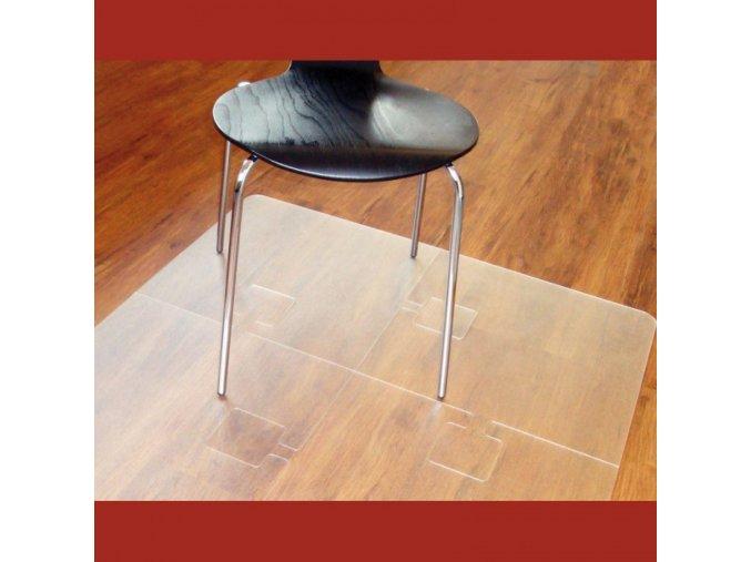 Podložka na hladké podlahy - PUZZLE
