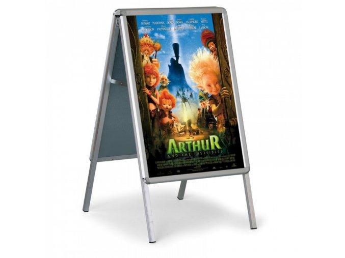 Reklamní A stojan, 50 x 70 cm