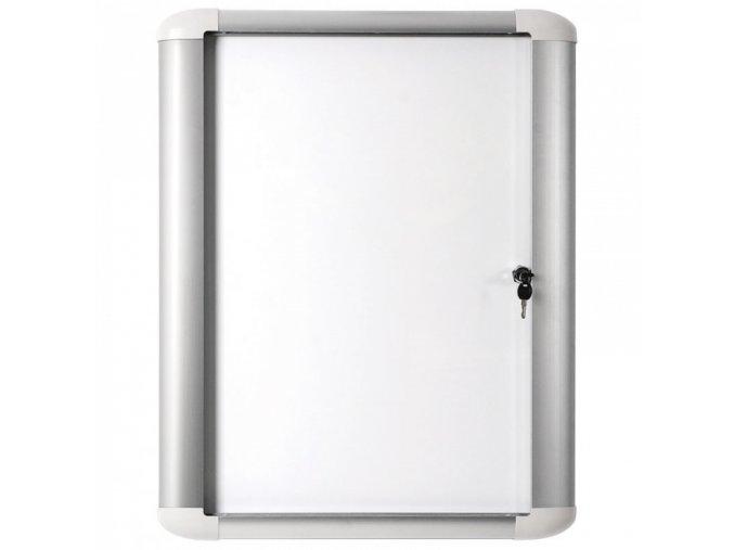 MASTER 816 x 688 mm Informační vitrína , magnetická