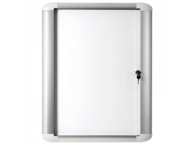 MASTER 816 x 995 mm Informační vitrína , magnetická