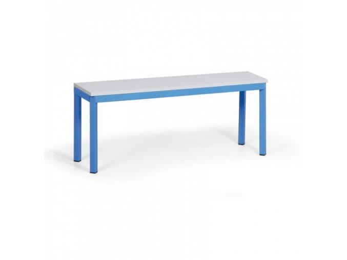 Šatní lavička, sedák - lamino, délka 1000 mm
