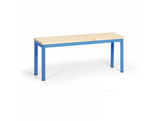 Šatní lavička, sedák - latě, délka 1 m