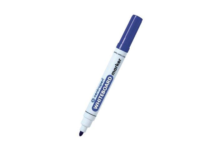 Centropen popisovač na bílé tabule modrý