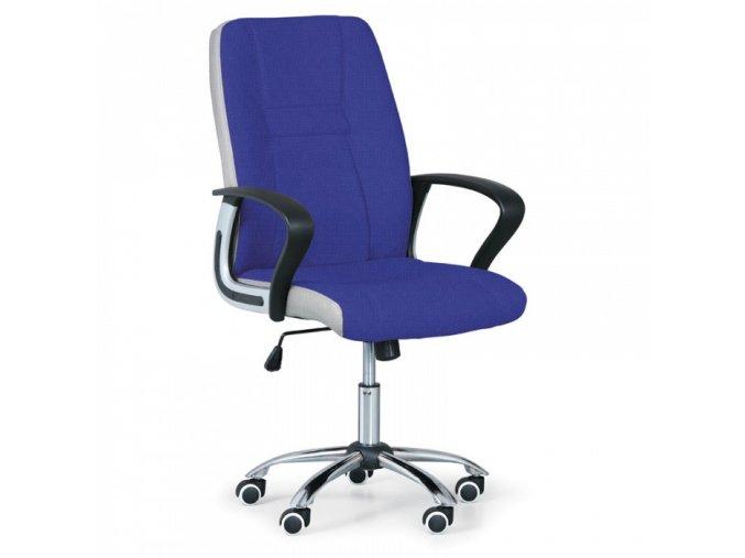 Eseat Kancelářské křeslo FLIN TEX - modré