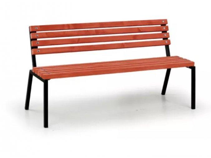 Venkovní lavička stohovatelná 1