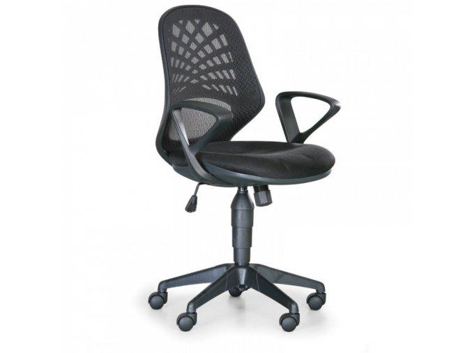 Eseat Kancelářská židle Fler - černá