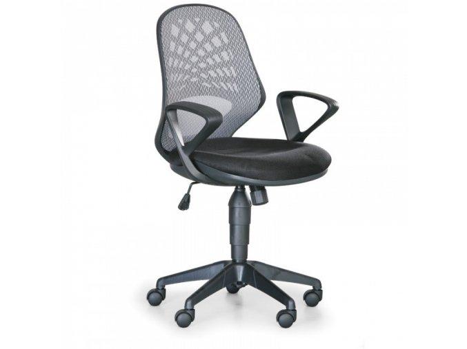Eseat Kancelářská židle Fler - šedá