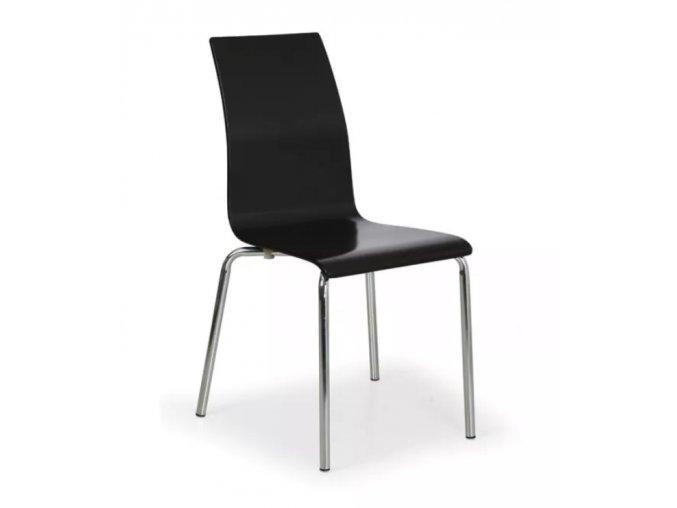 Jídelní židle Bella, černá