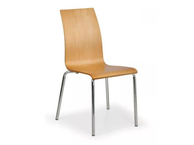 Jídelní židle Bella, přírodní