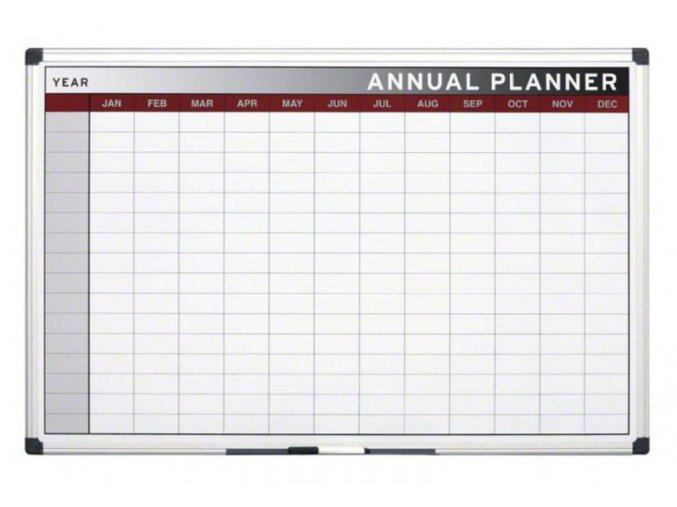 Roční plánovací magnetická tabule 3