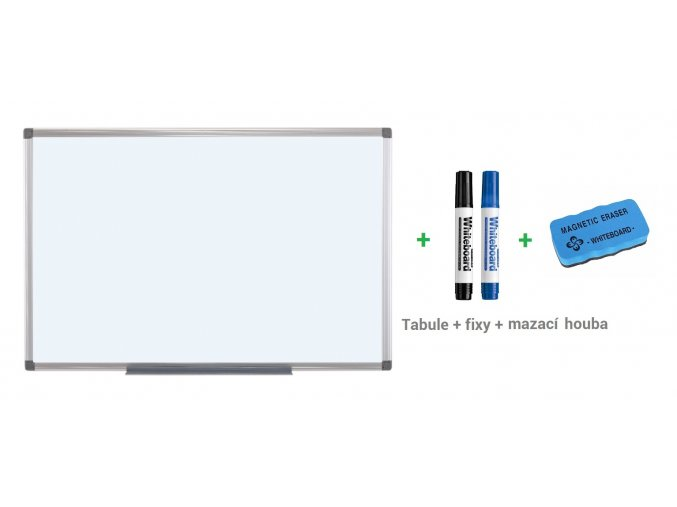Magnetická bílá tabule 2