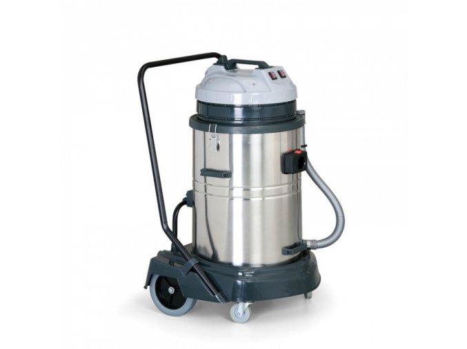 BOLEZZO Průmyslový vysavač 70 litrů suché/mokré sání