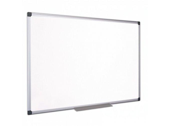 Nemagnetická bílá popisovací tabule 180 x 120 cm