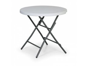 Cateringový stůl, průměr 800 mm