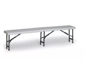Skládací lavice