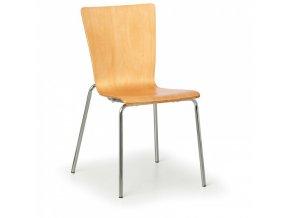 Dřevěná židle CALGARY, přírodní