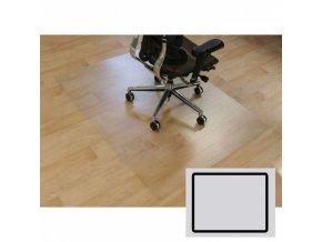 Podložka pod židli na hladké podlahy, 800 x 600 mm
