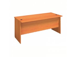 MIRELLI A+ Kancelářský stůl, třešeň, 1600 x 800 x 750 mm