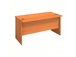 MIRELLI A+ Kancelářský stůl, třešeň, 1400 x 800 x 750 mm