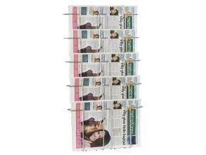 Zásobník na noviny, 5 x A3 1