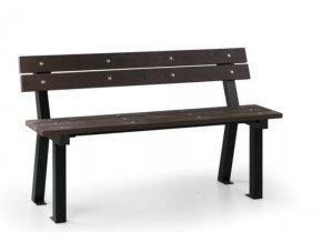 Parková lavička ANTIVANDAL