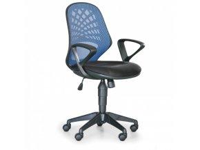 Eseat Kancelářská židle Fler - modrá
