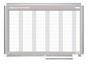 Roční plánovací magnetická tabule 7