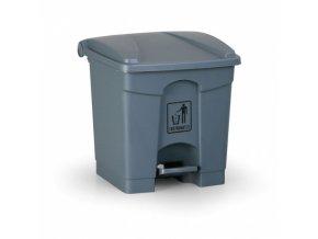 Nášlapný odpadkový koš 30 l