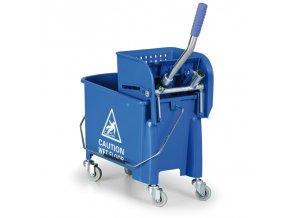 Plastový úklidový kbelík