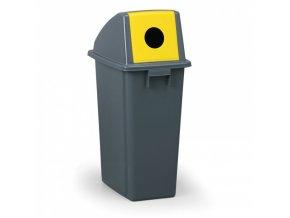 Odpadkový koš na plast