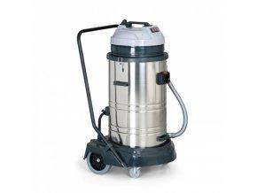 BOLEZZO Průmyslový vysavač 80 litrů suché/mokré sání