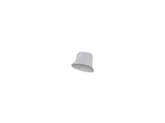 23186 klobouk tenky outlast sedy melir velikost 3 42 44 cm