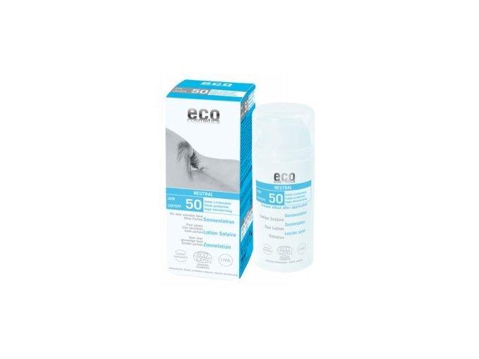 3704f91c9726c18bfce06748590e7afa ECO Sun Lotion Neutral without perfum SPF 50
