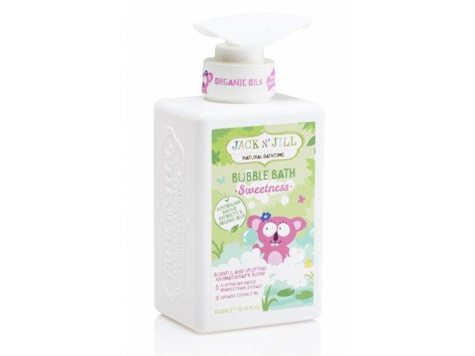 Pěna do koupele Jack N´Jill NATURAL BATHTIME 300 ml