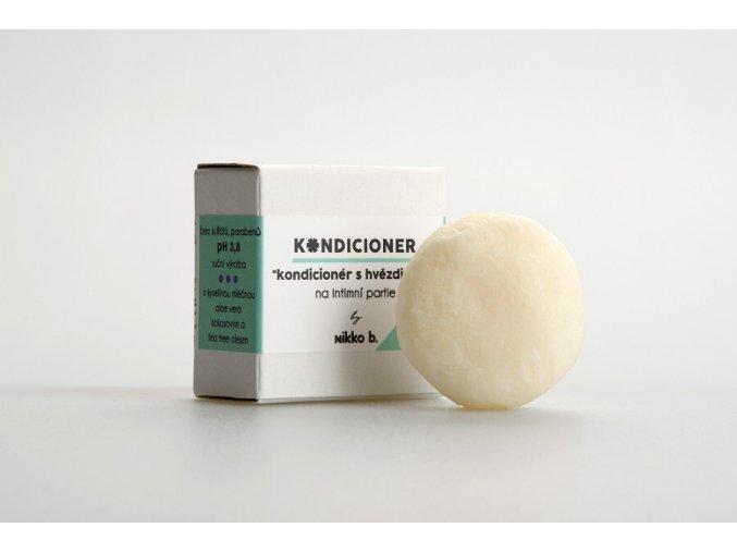 Nikko b. - K*ndicionér - kondicionér pro intimní hygienu, 33g