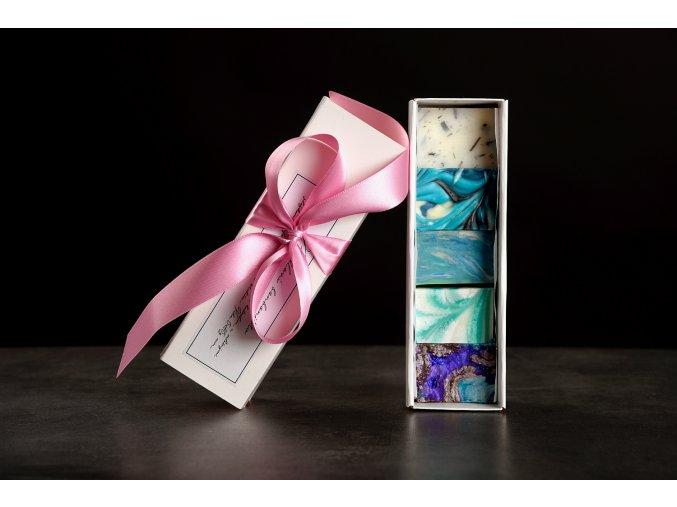 Nikko b. - Mýdlová bonboniéra - dárkové balení, 225g
