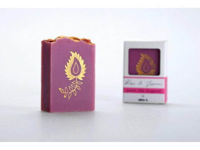 Nikko b. - Mýdlo Rose & Jasmine,