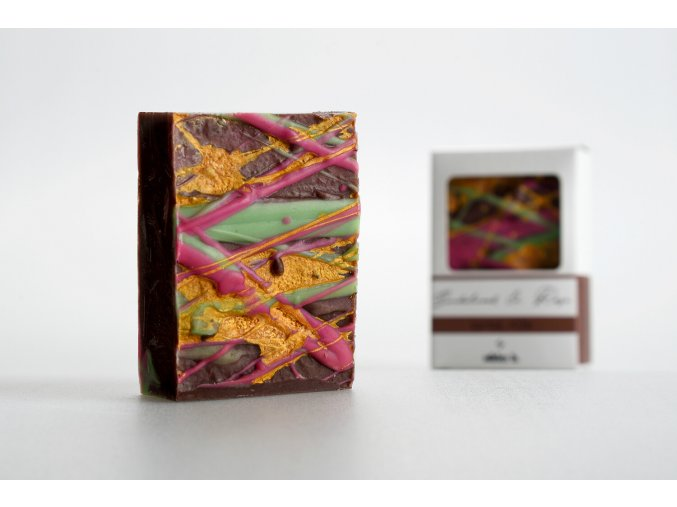 Nikko b. - Sandalwood and rose mýdlo