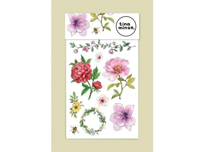 35 Kresky Kvetinove produkt
