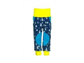 Cronies softshellové kalhoty, Dešťovky