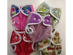 Mamik novorozenecké svrchní kalhotky, PAT