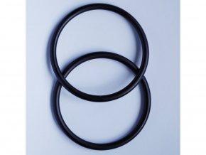 ring sling krouzky na noseni deti cerne