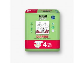 MB Diapers 4 7 14 46