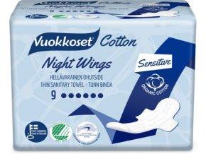 vuokkoset cotton 9 night normal wings